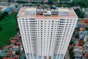 Chung cư Tabudec Plaza: Bị 'tuýt còi' do mất an toàn PCCC