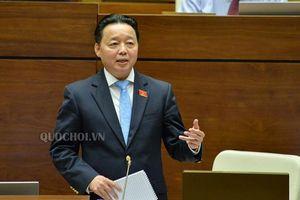 Bộ trưởng Trần Hồng Hà: Nói không với nhập khẩu chất thải