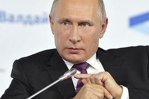 Tổng thống Putin: Nga không bao giờ nhượng lại Crimea cho Ukraine
