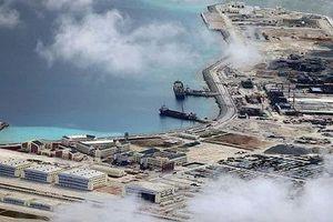 Trung Quốc leo thang trong hiện thực hóa tham vọng độc chiếm Biển Đông