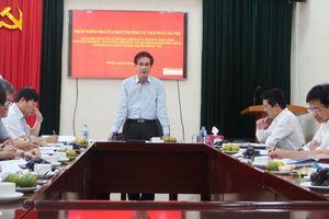 Hà Nội: Phát huy sáng kiến để đẩy nhanh tiến độ thực hiện các dự án