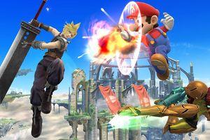 Sự quay trở lại của huyền thoại đình đám Super Smash Bros. trên Nintendo Switch