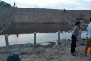 Hà Tĩnh: Đi chăn trâu, 2 chị em bị đuối nước thương tâm