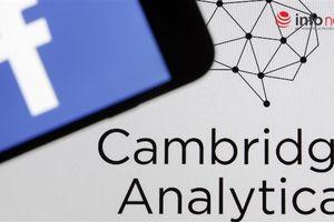 Vụ bê bối lộ thông tin của 50 triệu tài khoản Facebook