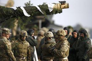 NATO tính lập lực lượng dự bị hùng hậu
