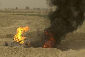 Ám ảnh trận chiến của quân đội Mỹ nhằm lật đổ Tổng thống Iraq Hussein