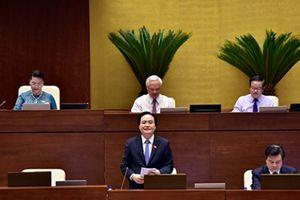 TOÀN CẢNH: Bộ trưởng Bộ GD&ĐT Phùng Xuân Nhạ trả lời chất vấn