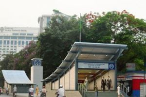 Đường sắt metro Nhổn - ga Hà Nội lại 'lùi' tiến độ đến năm 2023?