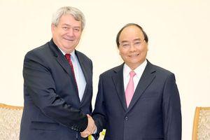 Thúc đẩy, mở rộng hợp tác kinh tế, thương mại và đầu tư với Cộng hòa Czech