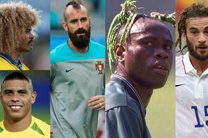 Lưỡi hái, tổ quạ, móng lừa xuất hiện trên đầu cầu thủ ở World Cup