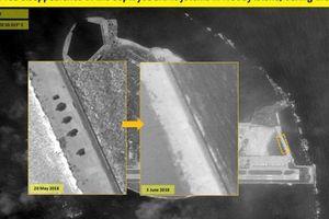Truyền thông Mỹ: Trung Quốc rút hệ thống tên lửa khỏi đảo Phú Lâm