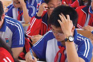 Thi vào lớp 10 Hà Nội: Căng thẳng trước giờ G