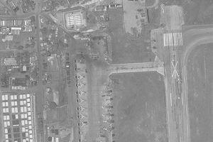 Vệ tinh 'phơi' dàn chiến đấu cơ Nga ở Syria