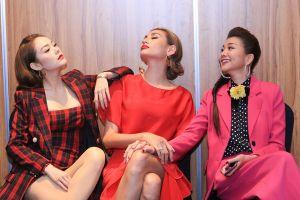 Bộ tứ `The Face Việt Nam 2018` diện đồ nổi bật, tự tin catwalk