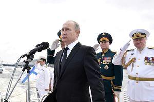 Putin: 'Hoặc Nga là một quốc gia có chủ quyền, hoặc không còn nước Nga'