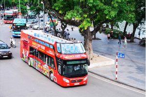Xe buýt mui trần 300 nghìn đồng 4 tiếng ế ẩm sau một tuần hoạt động