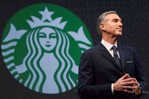 Nhà đầu tư lo ngại tương lai Starbucks sau khi CEO hãng từ nhiệm