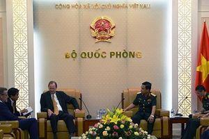 Tập đoàn DAMEN muốn đóng mới tàu tuần tra đa năng cho Việt Nam