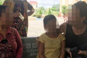 Bắt giữ khẩn cấp người cha nghi hiếp dâm con gái 10 tuổi