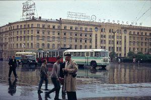 Những hình ảnh đầy hoài niệm về Leningrad thập niên 1960