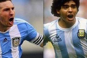 9 kỉ lục có thể bị phá vỡ tại World Cup 2018: Messi sắp vượt mặt Maradona