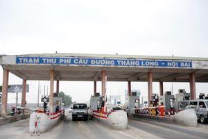 Trạm thu phí Bắc Thăng Long – Nội Bài: Hà Nội đề nghị dỡ bỏ, Bộ GTVT vẫn 'cố thủ'