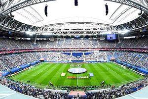 World Cup - Trái bóng và lợi nhuận? (K1): Nặng vốn hạ tầng