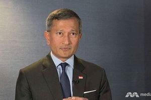 Ngoại trưởng Singapore thăm chính thức Triều Tiên