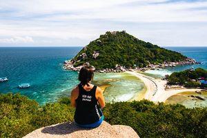 Khám phá Koh Nang Yuan - hòn đảo được mệnh danh 'Điệp Sơn của Thái Lan'