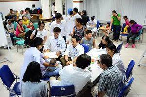 Huế: 70 trường hợp dị tật bẩm sinh được phẫu thuật miễn phí