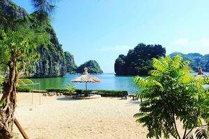 'Thiên đường nhiệt đới' Nam Cát hoang sơ và yên bình ngay gần Hà Nội