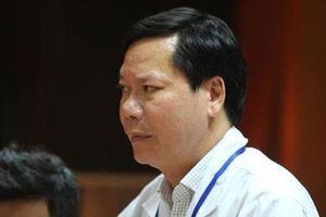 Nguyên giám đốc Bệnh viện đa khoa tỉnh Hòa Bình đã về Việt Nam