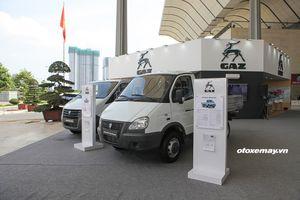 GAZ - xe thương mại Nga đặt chân tới Việt Nam