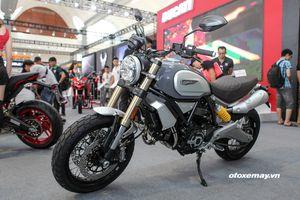 Ducati Scrambler Special 1100 trình làng tại Việt Nam