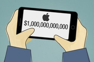 Apple chuẩn bị trở thành công ty nghìn tỷ USD