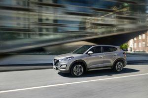 Hyundai Tucson 2019 ra mắt với hệ thống diesel mild hybrid
