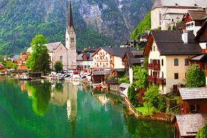 Tìm về khoảng trời cổ tích tại những thị trấn nhỏ xinh đẹp và bình yên này