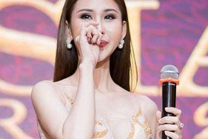 Đại diện Việt thi Hoa hậu châu Á thế giới từng nương nhờ cửa Phật vì mồ côi