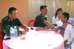 Chăm lo cho đồng bào Khmer ở khu vực biên giới An Giang