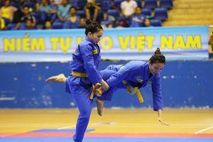 Võ Việt Vovinam vào các học viện thể thao Myanmar