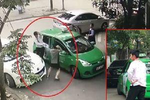 Tài xế taxi bị đánh phun máu: Gửi kiến nghị lên giám đốc công an Hà Nội