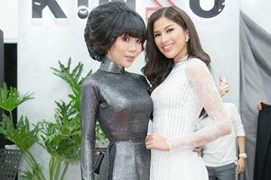 Dàn Hoa hậu cũng phải 'chào thua' trước vòng eo con kiến của MC Trác Thúy Miêu