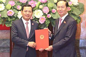 Chủ tịch nước bổ nhiệm tân Phó Chánh án TAND Tối cao