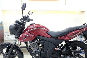 Nakedbike giá sốc Honda CB150 Verza 2018 đầu tiên về Sài Gòn