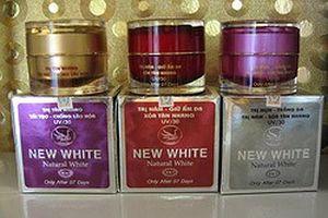 Thu hồi toàn bộ sản phẩm của Công ty mỹ phẩm Hoa Việt