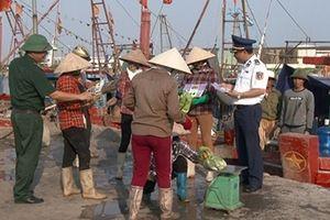 Tuyên truyền công tác phòng chống ma túy cho bà con vùng biển Diêm Điền
