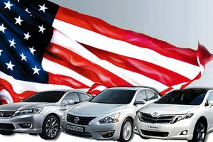 Ngành ô tô Nhật 'rùng mình' khi tình thân Mỹ - Nhật nguội lạnh