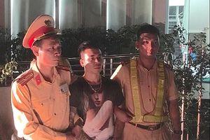 Bắt đối tượng thuê ô tô vận chuyển ma túy trên cao tốc Hà Nội - Hải Phòng