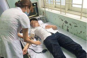 Hai phóng viên bị hành hung khi vừa rời Sở Nông nghiệp và Phát triển nông thôn tỉnh Thái Bình