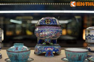 Khám phá nghề thủ công độc quyền của cung đình nhà Nguyễn